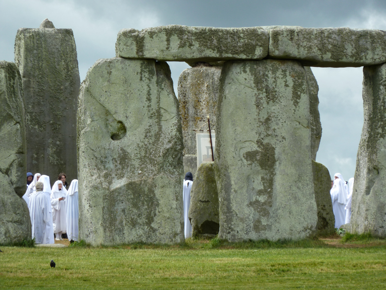 The Druid Order at Stonehenge
